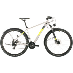 Cube Aim Allroad silver/flash yellow